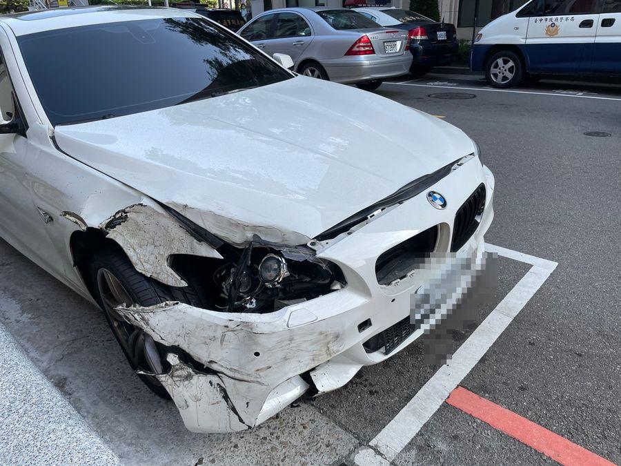 BMW撞上保時捷後逃逸 警不排除又是酒駕全力追緝