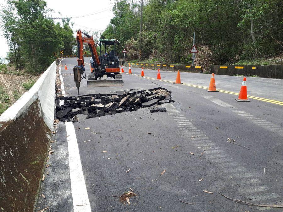 颱風、梅雨恐夾擊 中市建設局全力落實防汛整備