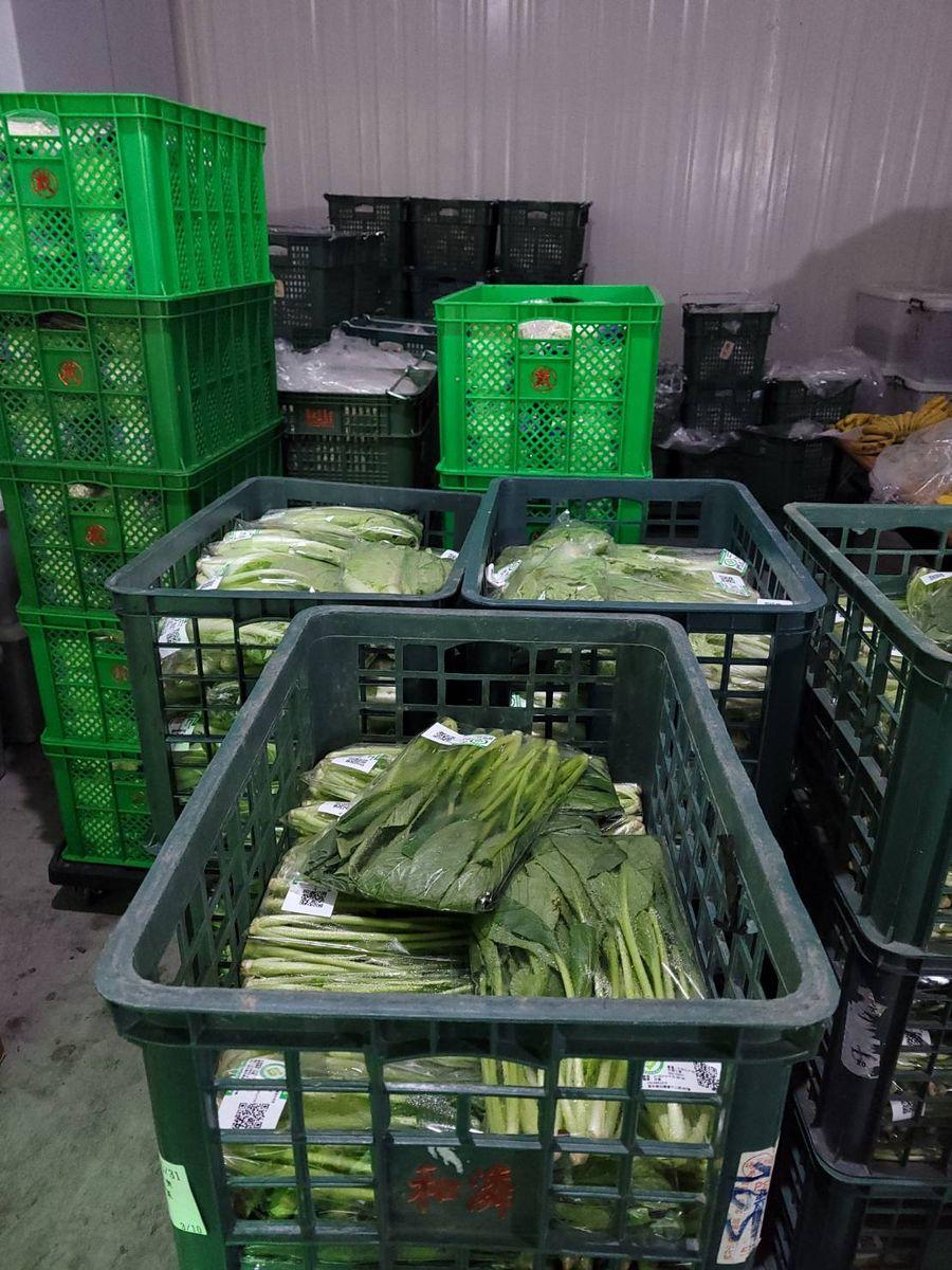 買菜免出門! 中市網購「蔬菜箱」三天銷售破百萬