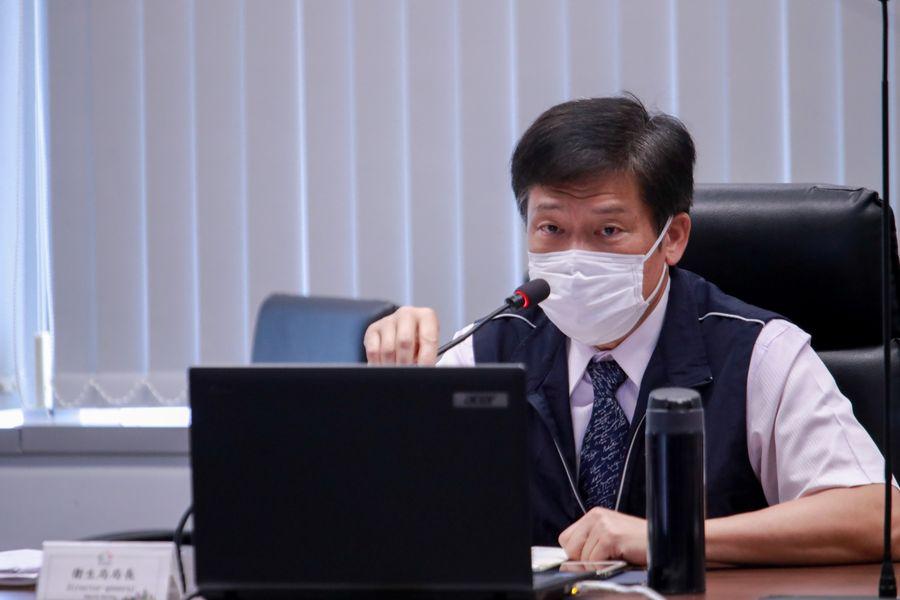 台中市14日增1名本土確診個案