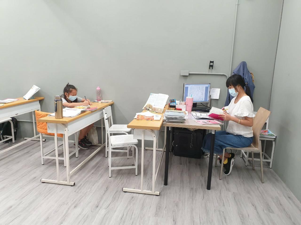 台中市補習班首日申請復課 通過率達七成八